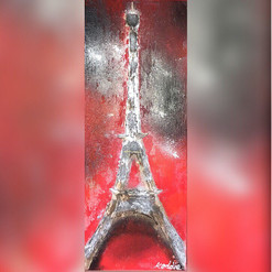 Dialects of Europe - The Eiffel Tower