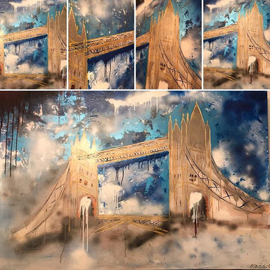 Dialects of London (7) Tower Bridge
