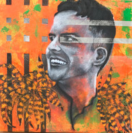 Abstract Icons - Brandon Flowers