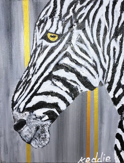 Precious Metals - Zebra
