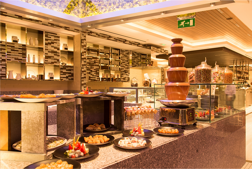 LATEST RECIPE LE MERIDIEN - ABU DHABI UAE