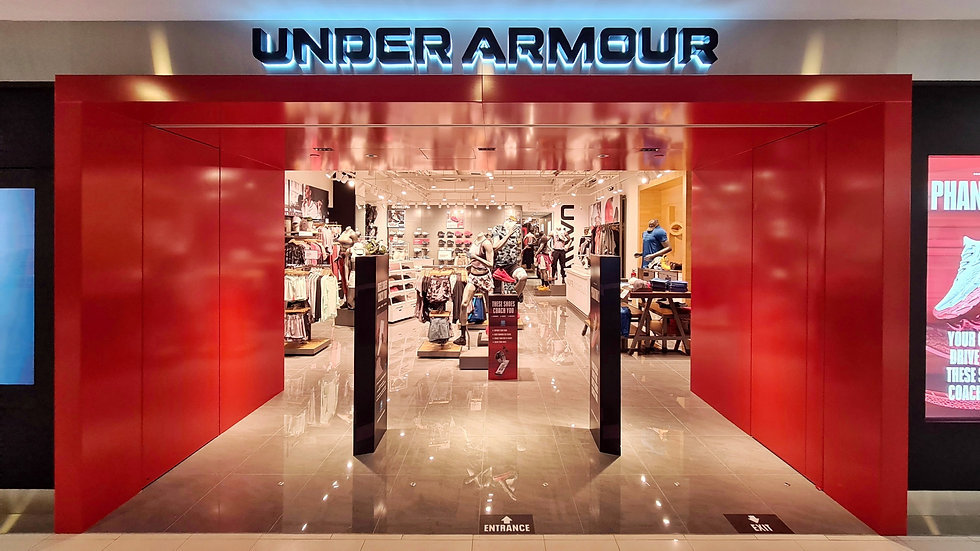 UNDER ARMOUR - PARKWAY PARADE