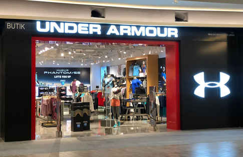 UNDER ARMOUR - MID-VALLEY SOUTHKEY