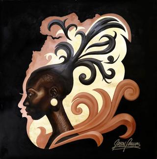 Ebony/Black Girl Magic
