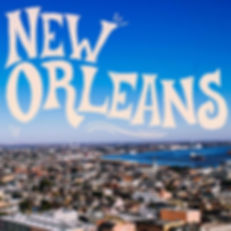 Just thinking about New Orleans