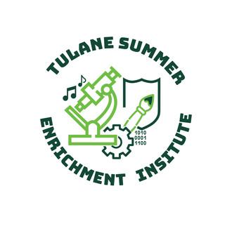Tulane summer enrichment logo