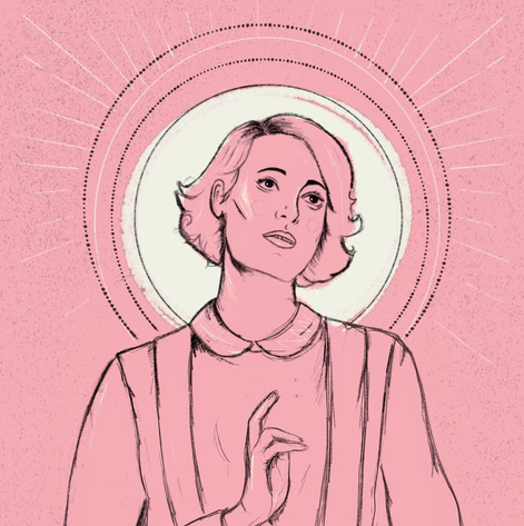 Fleabag Illustration