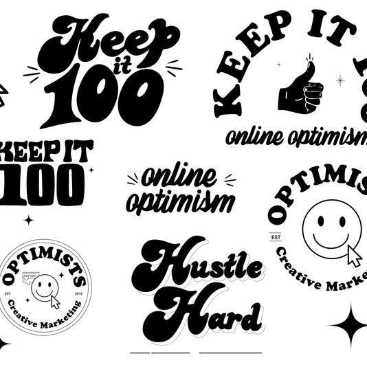 Online Optimism Design