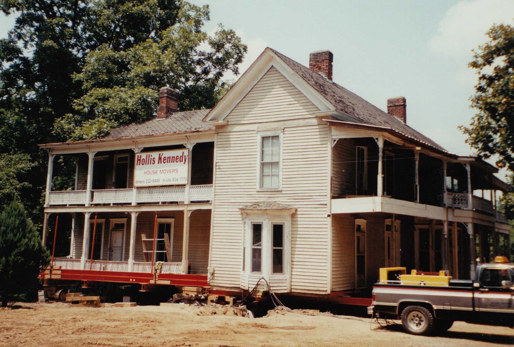Old Gurley Hotel