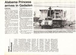 Alabama Princess Move