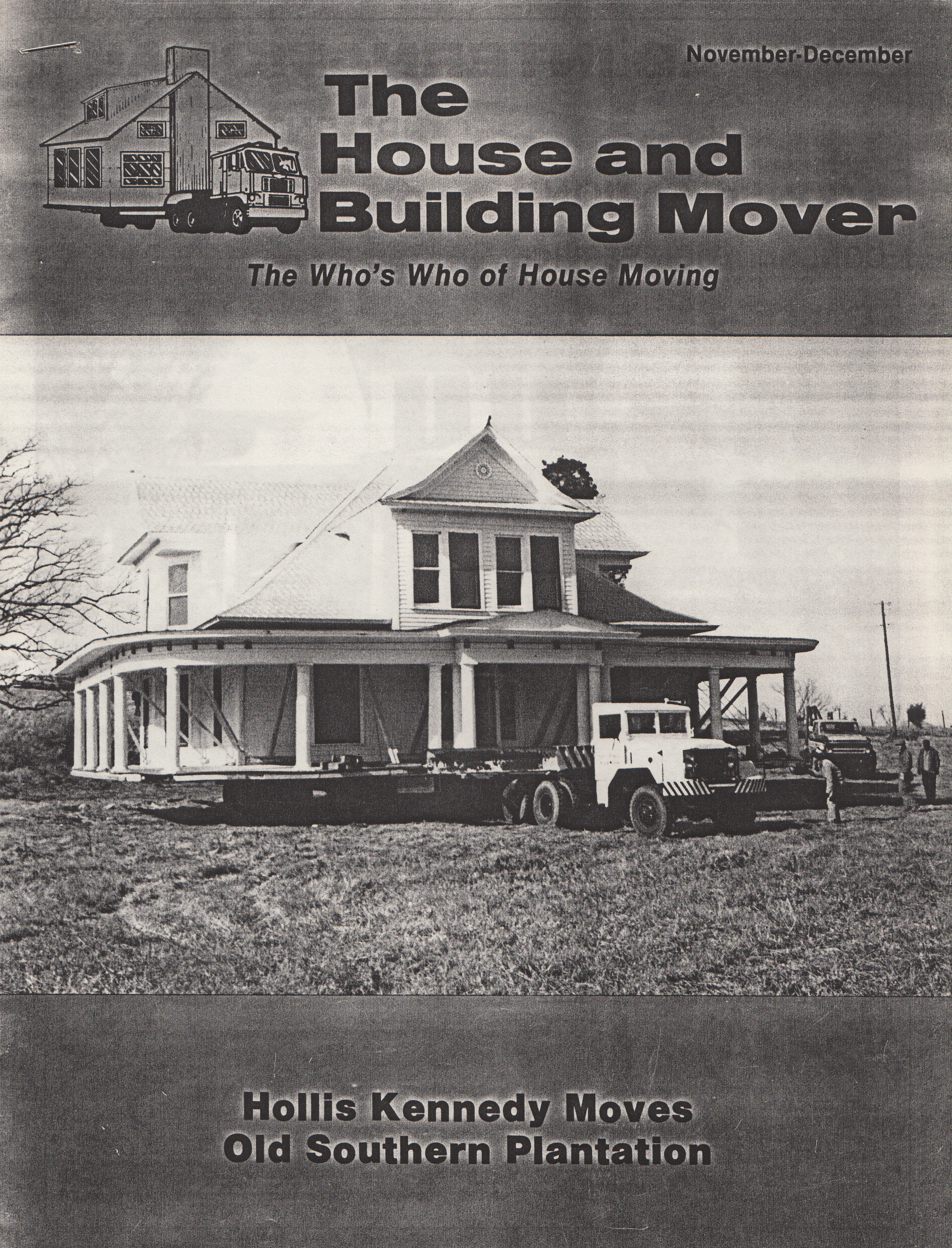 Old Southern Plantation Move