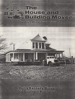 Old Southern Plantation Move