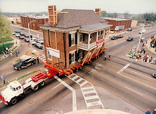 Hollis Kennedy House Movers | Alabama Hosue Movers