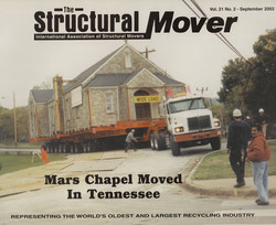 Mars Chapel Move