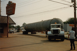 Butane Storage Tanks