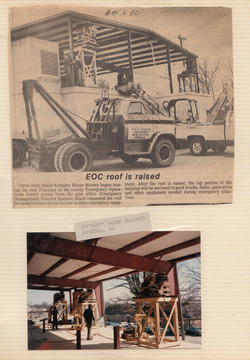 EOC's Roof Raise