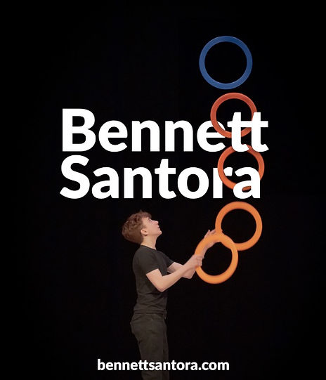 FlyJuggler Bennett Santora NYC's Teen Champion Juggler