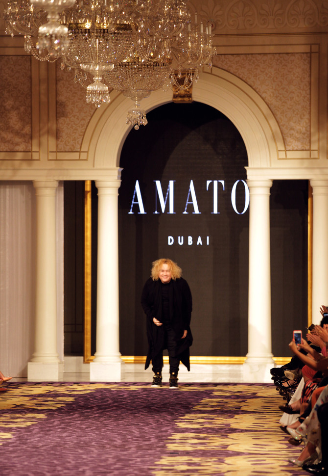 Amato Couture at Velvet Gala<br><br/>
