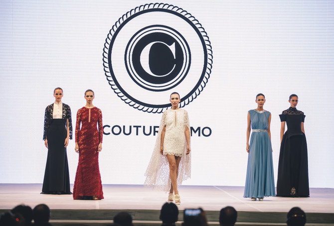 COUTURíSSIMO Showcase to the President of France