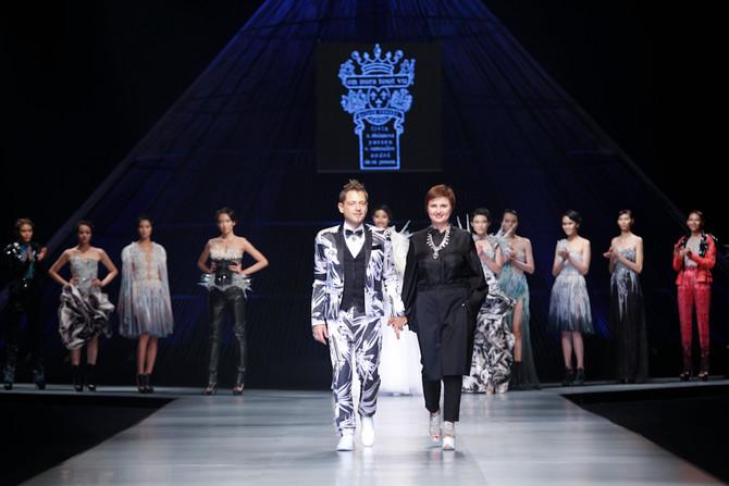 On Aura Tout Vu at Vietnam International Fashion Week