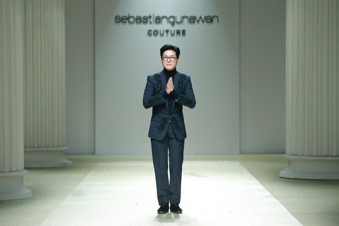 Day 2 Jinan in Style International Fashion Week - Sebastian Gunawan