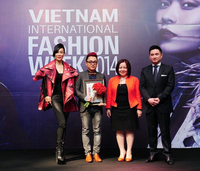 Vietnam International Fashion Week Press Conference