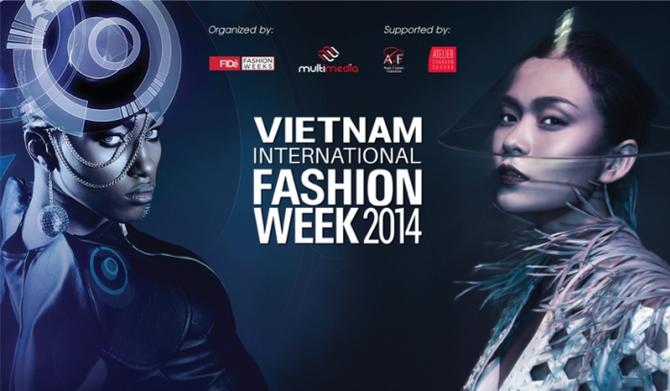 Vietnam International Fashion Week 2014 <br/><br/>