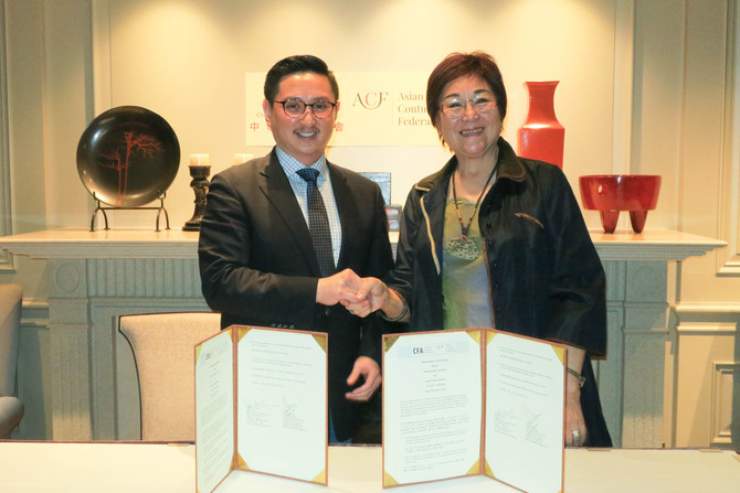 Forging A New Partnership with the Chinese Fashion Association (CFA)