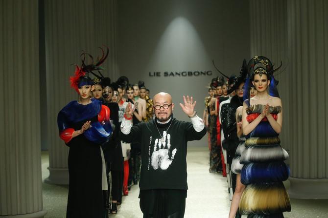 Day 3 Jinan in Style International Fashion Week - Lie Sang Bong