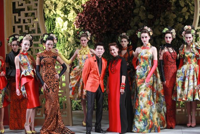 SEBASTIAN GUNAWAN: LE JARDIN CHINOIS SHOW <br/><br/>