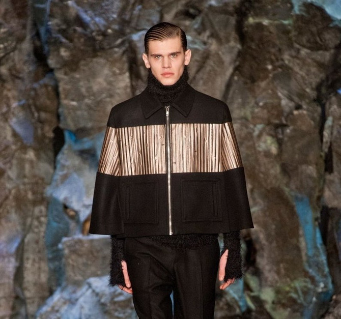 SONGZIO: THINK OVERSIZED OUTWEARS, MODERN SILHOUETTES AND A DARKENED PALETTE <br>