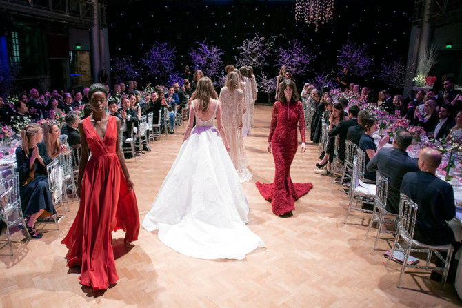 COUTURíSSIMO showcases new collection during star studded Asian Couture Federation Gala <br/>