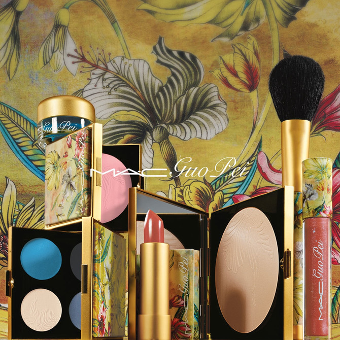 MAC x Guo Pei Make up Collaboration <br/><br/><br/>