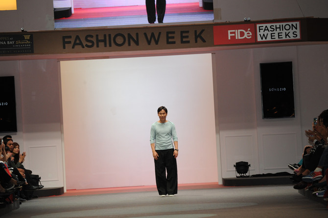 Songzio at FIDé Fashion Weeks<br><br/>