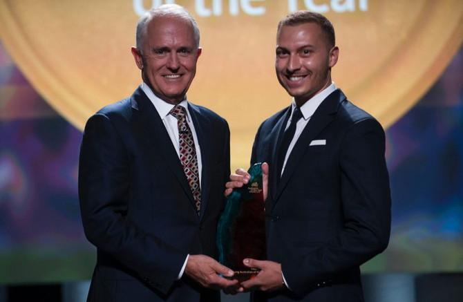 ACF Member Designer Paul Vasileff named Young Australian of the Year 2017
