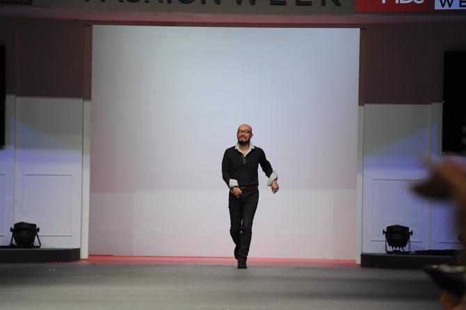 Lie Sang Bong at FIDé Fashion Weeks<br><br/>