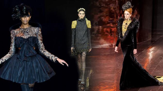 Guo Pei's encounter at Paris Couture Week<br/>
