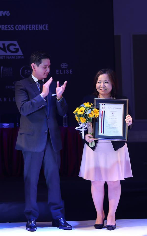 MS. LE THI QUYNH TRANG APPOINTED 12TH GOVERNOR OF THE ACF <br/><br/>