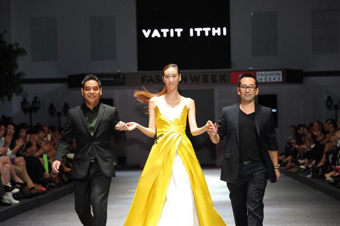 Vatit Itthi at FIDé Fashion Weeks</br></br>