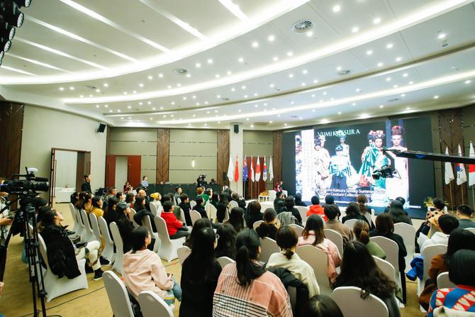 Student Forum at Jinan in Style International Fashion Week