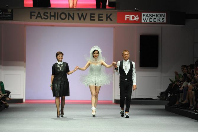 On Aura Tout Vu at FIDé Fashion Weeks<br><br/>