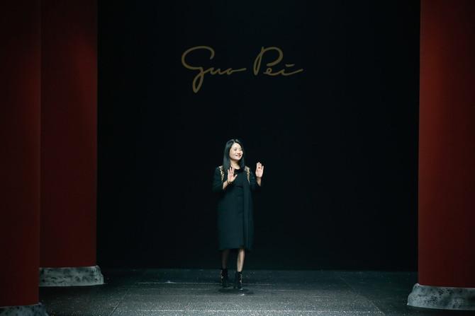 Day 1 Jinan in Style International Fashion Week - Guo Pei