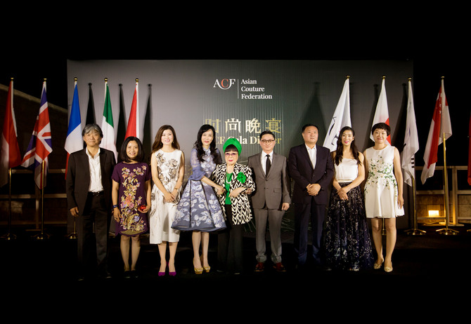The ACF's Annual Awards Gala at the Great Wall of China