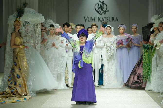 Day 3 Jinan in Style International Fashion Week - Yumi Katsura