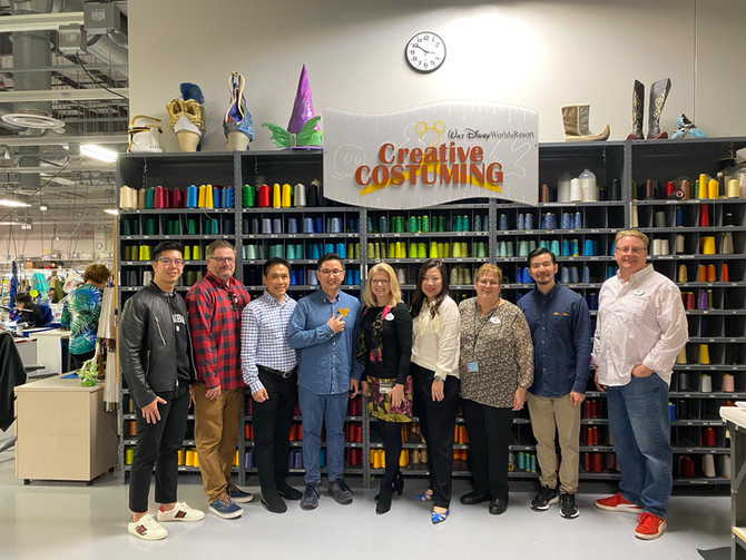 A Magic Day - The ACF Visits Disney