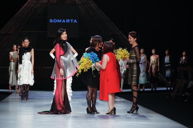 Somarta by Tamae Hirokawa at Vietnam International Fashion Week