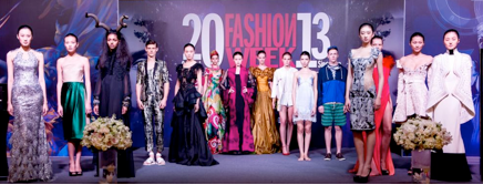 The Shoppes at Marina Bay Sands presents Fashion Week 2013 organised by FIDé Fashion Weeks