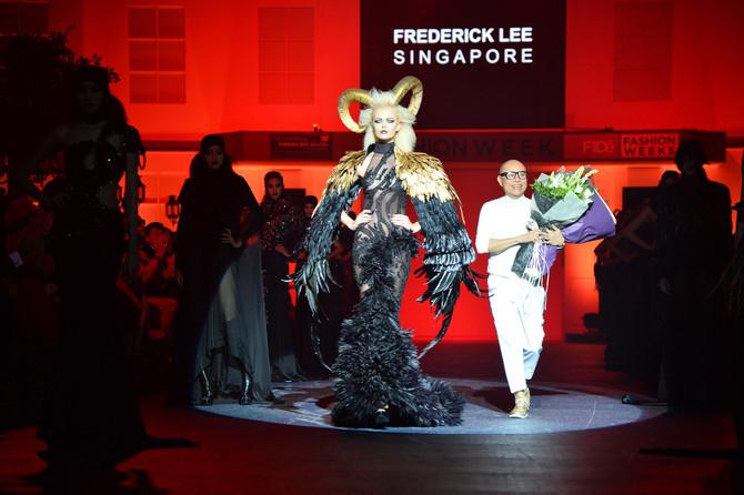 Frederick Lee at FIDé Fashion Weeks<br><br/>