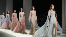Paolo Sebastian at Jinan in Style International Fashion Week
