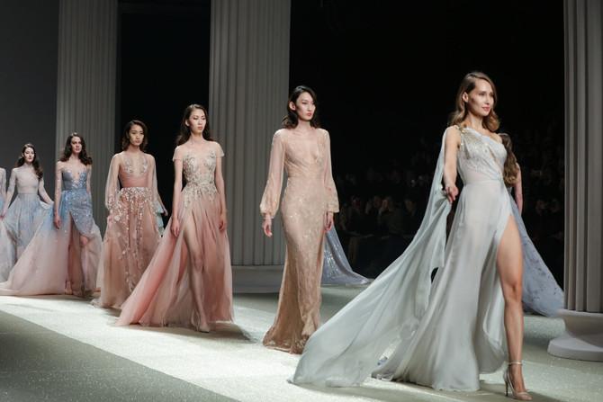 Paolo Sebastian at Jinan in Style International Fashion Week
